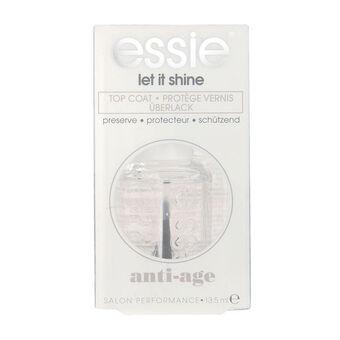 Essie Let It Shine Anti Age Top Coat 13.5ml, , large
