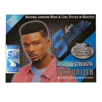 Luster's Scurl regular Stregnth Texturizer 2 Applications, , large