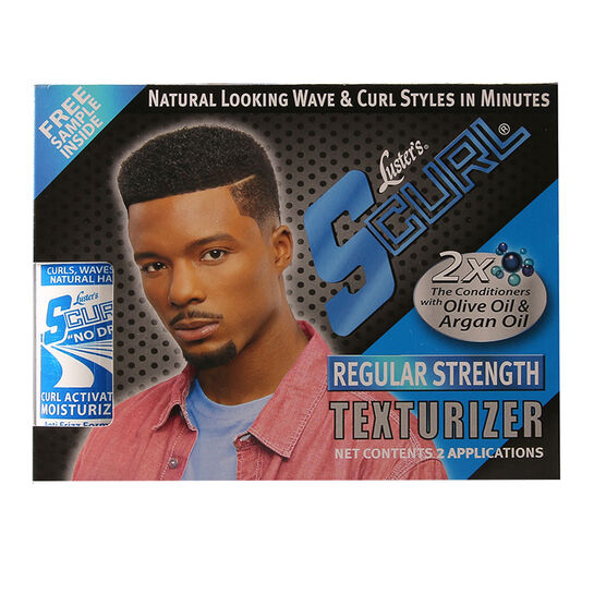 Luster's Scurl regular Strength Texturizer 2 Applications, , large