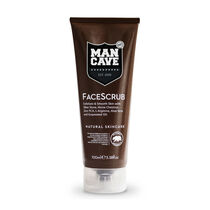 ManCave Olive Stone Face Scrub 100ml, , large