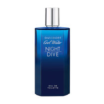 Davidoff Cool Water Man Night Dive EDT Spray 75ml, 75ml, large