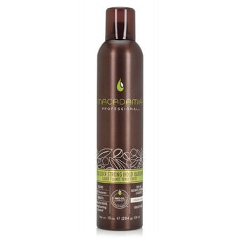 Macadamia Professional Style Lock Strong Hold Hairspray 328m, , large