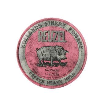 Reuzel Pink Heavy Grease 4oz, , large