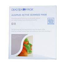 Dead Sea Spa Magik Algimud Active Seaweed Mask 25g, , large