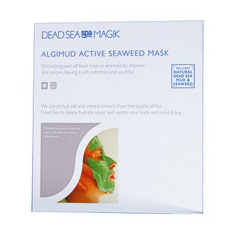 Dead Sea Spa Magik Algimud Active Seaweed Mask 25g, , large