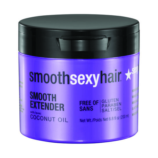Sexy Hair Smooth Extender Nourishing Masque 200ml, , large