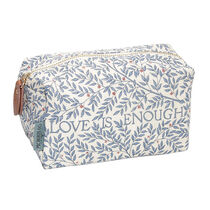 Heathcote and Ivory Morris & Co Medium Cosmetic Bag, , large
