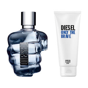 Diesel Only The Brave EDT Spray 50ml Gift Set, , large