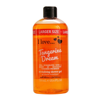 I Love Shower Gel Tangerine Dream 750ml, , large