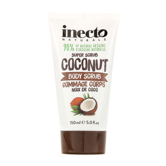 Inecto Naturals Coconut Body Scrub 150ml, , large