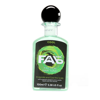 Fab Hair Friction Hair Tonic Cool 100ml, , large