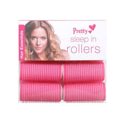 Pretty Hair Sleep In Rollers, , large