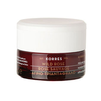 Korres Wild Rose Peeling Mask 40ml, , large