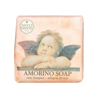Nesti Dante Amorino Rose Bouquet Soap 150g, , large