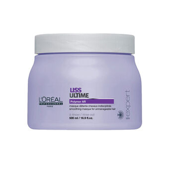 L'Oréal Serie Expert Liss Unlimited Smoothing Masque 500ml, , large