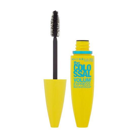 Maybelline Colossal Volumeexpress WP Mascara Glam Black 10m, , large