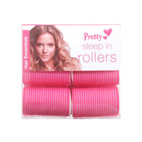 Pretty Hair Sleep In Rollers, , large