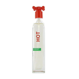Benetton Hot Eau de Toilette Spray 100ml, , large