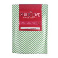 Scrub Love Coconut Scrub Cranberry 200g, , large