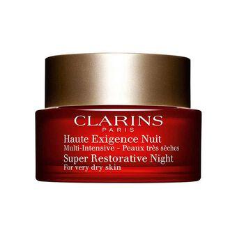 Clarins NEW Super Restorative Night (Dry Skin) 50ml, , large