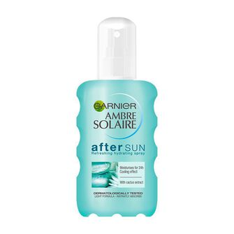Garnier Ambre Solaire After Sun Spray 200ml, , large