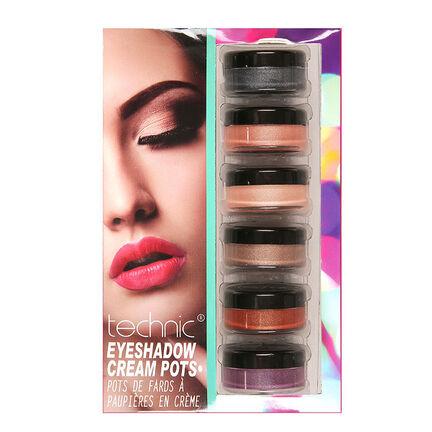 Technic Cream Eyeshadow Gift Set, , large