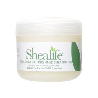 Shealife Pure 100% Organic Unrefined Shea Butter 100g, , large