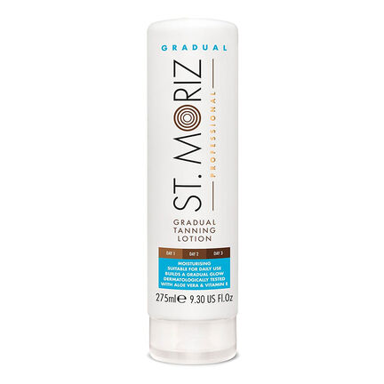 St Moriz Gradual Tanning Lotion 275ml, , large