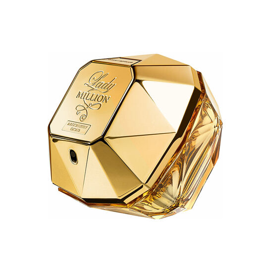 Paco Rabanne Lady Million Absolutely Gold Perfume 80ml, , large