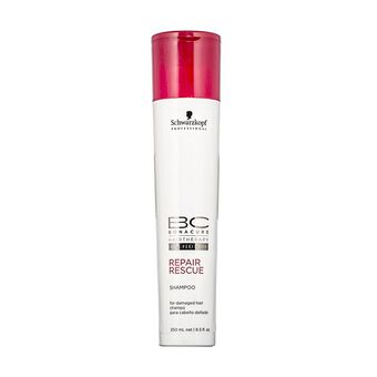 Schwarzkopf BC Repair Rescue Shampoo 250ml, , large
