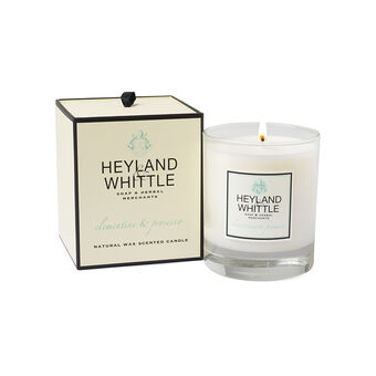 Heyland & Whittle Clementine&Prosseco Candle In A Glass 230g, , large