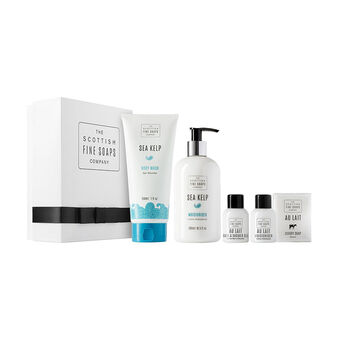 Scottish Fine Soaps Sea Kelp Body Care Gift Set 300ml, , large