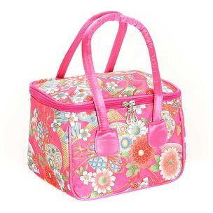 Royal Oriental Bloom Vanity Bag, , large