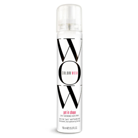 Color WOW Get in Shape Hairspray  150ml, , large