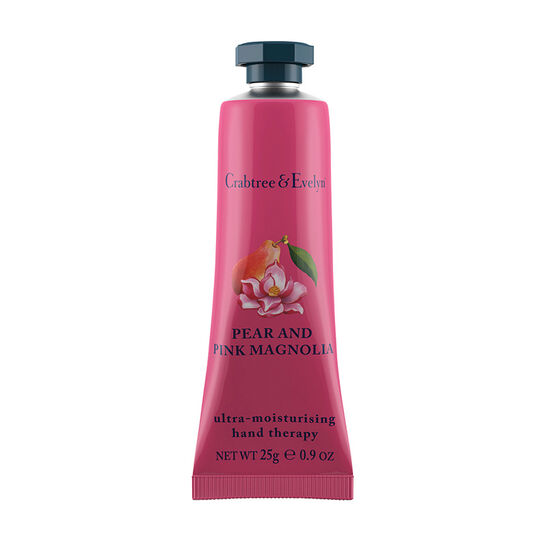 Crabtree & Evelyn Pear & Pink Magnolia Hand Therapy 25g, , large