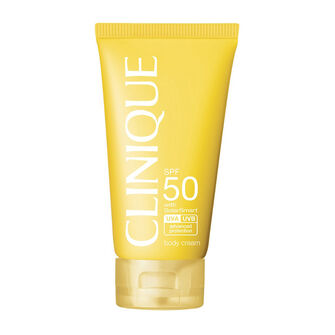 Clinique Sun SPF50 Body Cream 150ml, , large