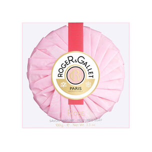 Roger & Gallet Rose Perfumed Soap 100g, , large