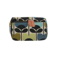 Orla Kiely Climbing Rose Wash Bag, , large