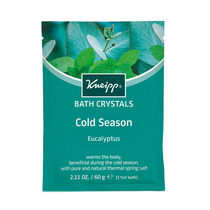 Kneipp Cold Season Eucalyptus Bath Crystals 60g, , large