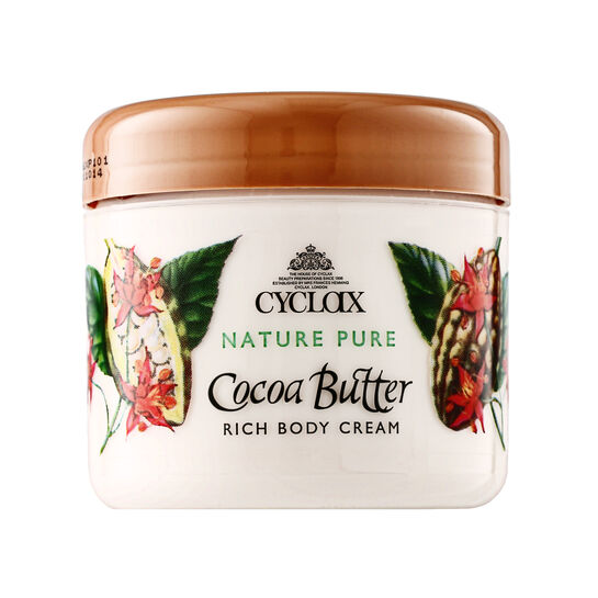 Cyclax Cocoa Butter Body Cream 300ml, , large