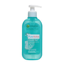 Garnier Pure Active Daily Cleansing Gel Wash 200ml, , large
