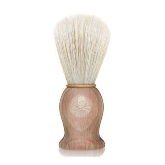The Bluebeards Revenge Wooden Doubloon Shaving Brush, , large