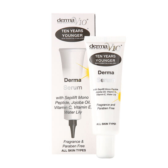 DermaV10 10 Years Younger Derma Serum 30ml, , large