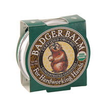 Badger Balm Mini Balm For Hardworking Hands 21g, , large