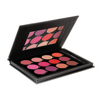 Bellapierre Cosmetics 12 Colour Pro Lip Palette, , large