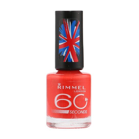 Rimmel 60 Seconds Nail Polish 8ml, , large