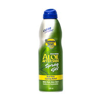 Banana Boat Aloe Vera After Sun Ultramist Gel Spray 235ml, , large