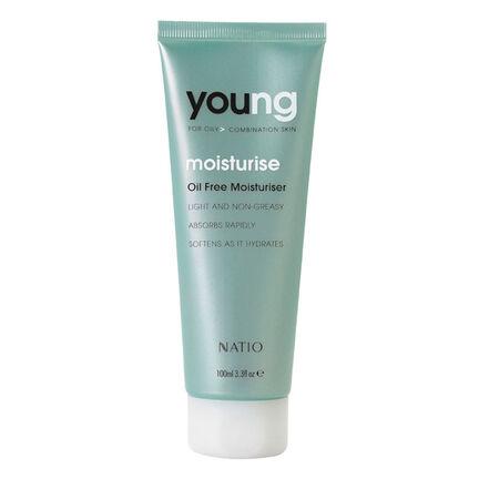 Natio Young Oil Free Moisturiser 100ml, , large