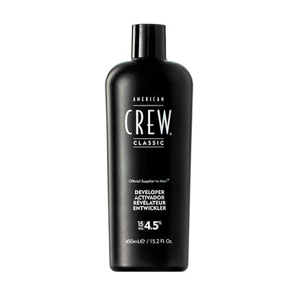 American Crew Precision Blend Colour Developer 450ml, , large