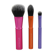 Real Techniques Mini Brush Trio Set, , large